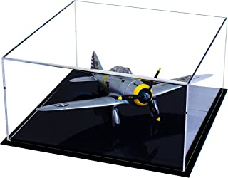 Deluxe Clear Acrylic Model Plane 12