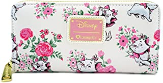 x Disney Marie Floral AOP Wallet