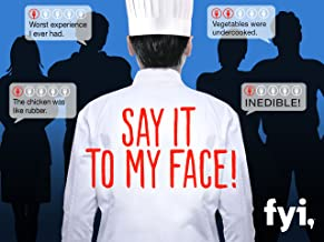 Say It To My Face Season 1
