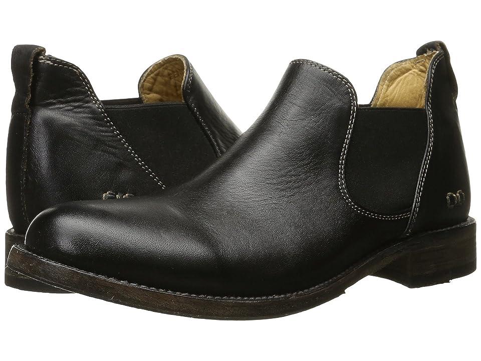 Bed Stu Royce (Black Rustic Leather) Men
