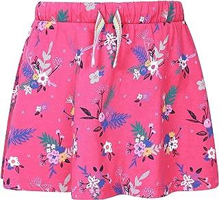 Mountain Warehouse Seaside Girls Skirt - Lightweight, Under Short Attached - Best for Holidays