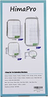 Best brother innovis 750e hoop sizes Reviews