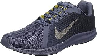 Nike Men's Downshifter 8 Running Shoe Light Carbon/Metallic Pewter/Peat Moss/Black Size 9.5 M US