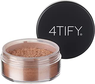 4TIFY Loose Shimmer Body & Face Highlighter, Champagne Glow, 10g