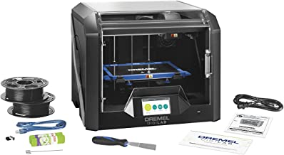 Dremel DigiLab 3D45 Award Winning 3D Printer w/Filament, PC & MAC OS, Chromebook, iPad Compatible, Network-Friendly, Built...