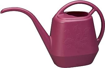 Bloem Aqua Rite Watering Can, 144 oz, Union Red (JW41-12)