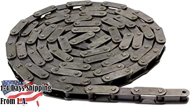 C2080H Heavy Duty Conveyor Roller Chain 10 Feet with 1 Connecting Link