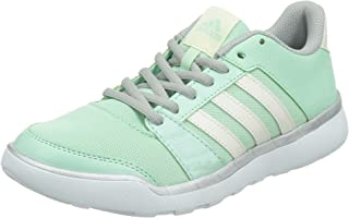 adidas Essential Fun Womens Fitness Trainers/Shoes - Green