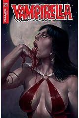 Vampirella (2019-) #21 Kindle Edition