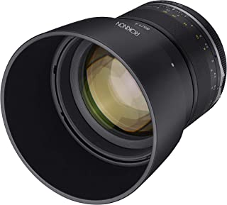 Rokinon Series II 85mm F1.4 Weather Sealed Telephoto Lens for Sony E, Model Number: SE85-E