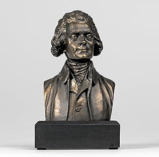 Thomas Jefferson Bust Statue - Founding Father - Great Ameri