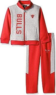 NBA Boys On The Line Jacket & Pants Fleece Set