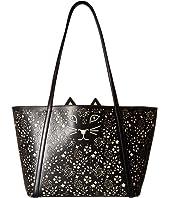 Charlotte Olympia - Mini Feline Shopper