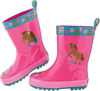 Stephen Joseph Girls' Rain Boots