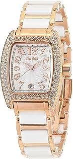 [フォリフォリ] 腕時計 DEBUTANT WF5R135BDS-XX 正規輸入品 ホワイト