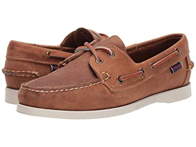 Sebago Portland Crazy Horse (Brown/Tan) Women