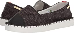 Slim Flatform Up Espadrille