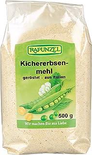 Rapunzel Kichererbsenmehl geröstet, Projekt, 1er Pack 1 x 500 g - Bio