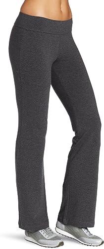 Spalding Womens Bootleg Yoga Pant Leggings