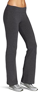Spalding Womens Bootleg Yoga Pant Leggings