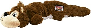 KONG Scrunch Knots Squirrel Dog Toy
