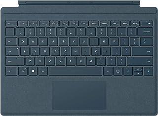 Microsoft Surface Go Signature Alcantara Type Cover QWERTZ - Blauw