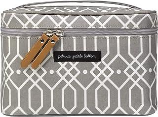 Petunia Pickle Bottom Travel Train Case, Quartz