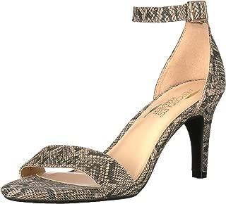 animal print footbed sandals