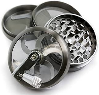 Best weed grinder with crank handle Reviews