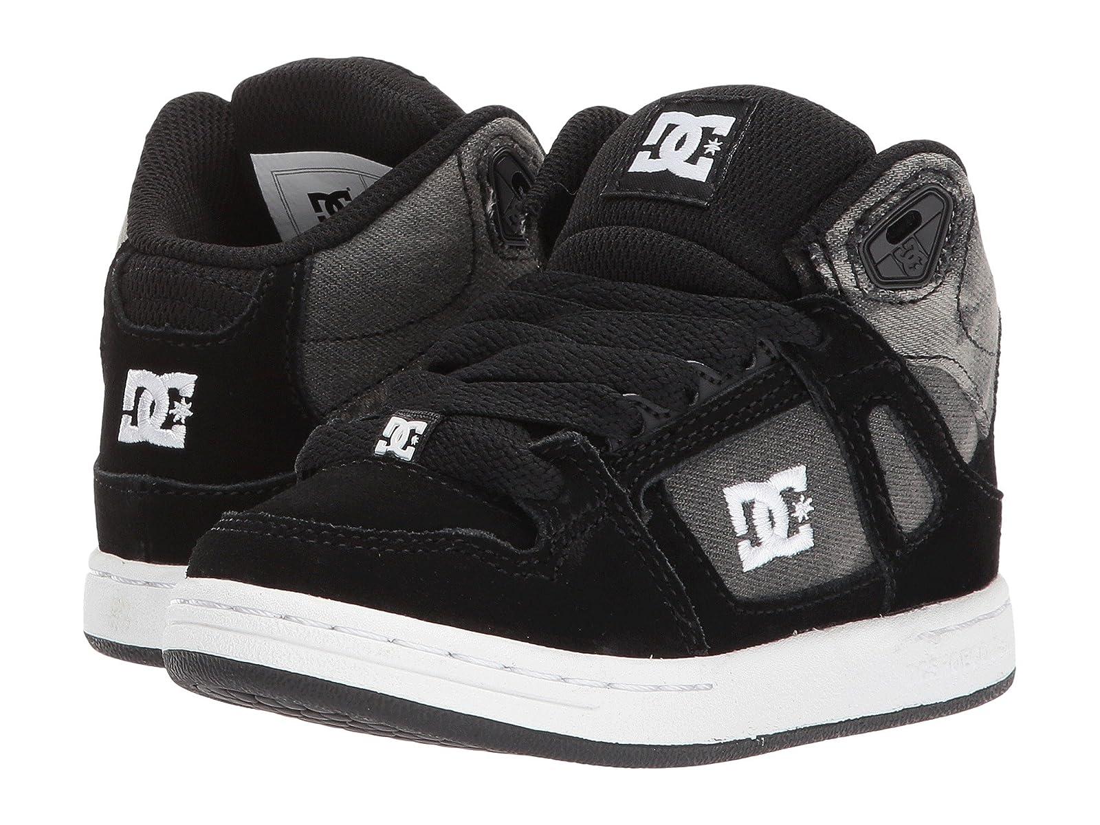 DC Kids Rebound SE (Little Kid/Big Kid)Cheap and distinctive eye-catching shoes