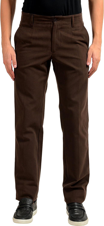 Dolce Gabbana Men's Brown Casual 28 US IT Atlanta New Orleans Mall Mall 44 Pants