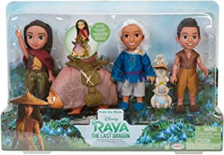 Raya and the Last Dragon Petite Gift Set 6 Inches, 211774
