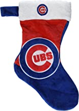 MLB Chicago Cubs Holiday StockingBasic 2018, Team Colors, One Size
