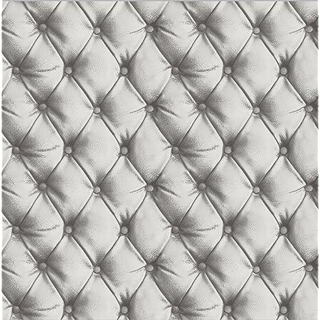 Arthouse 618104 Desire Wallpaper, Silver, 53 cm x 10.05 m