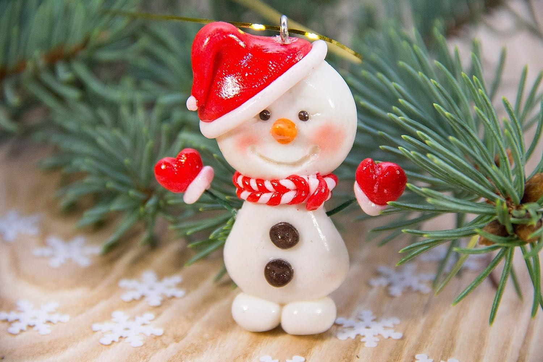 New arrival Handmade Christmas Philadelphia Mall Gift Snowman Decoration Ornament First Baby's