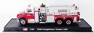 Freightliner Tanker USA Fire Truck Diecast 1:64 Model (Amercom GB-21)