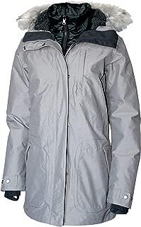 Beverly Mountain Women's 3 in 1 Interchange Omni Heat Waterproof Jacket