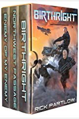 Birthright: The Complete Trilogy Kindle Edition