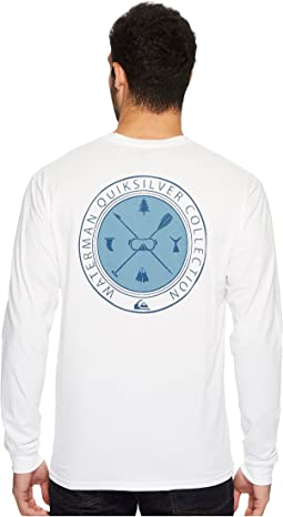 Quiksilver Waterman - WTR Defined Long Sleeve Tee