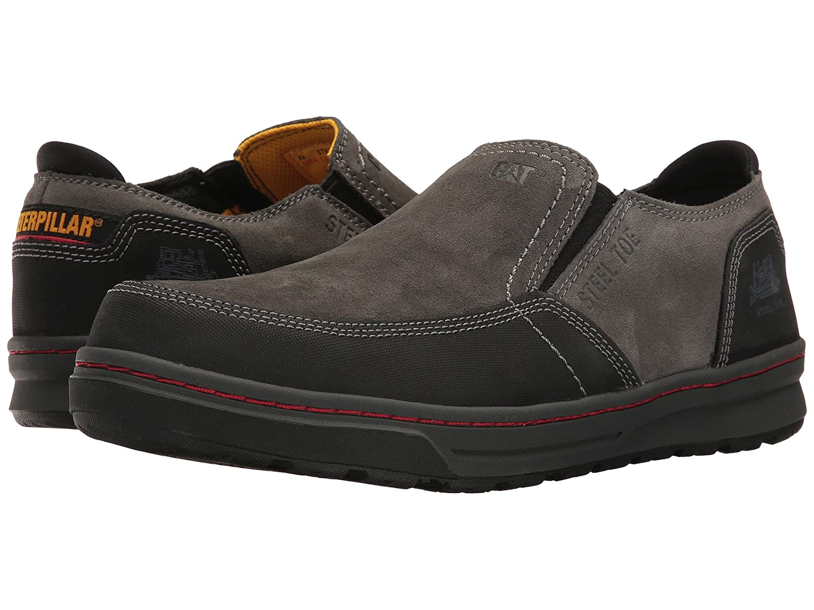 Caterpillar Valor Steel ToeAtmospheric grades have affordable shoes