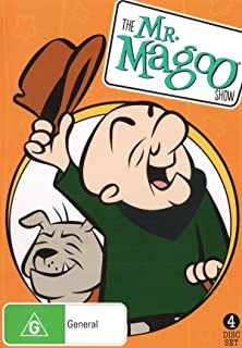The Mr. Magoo Show Set The Famous Adventures of Mr. Magoo