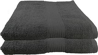 500 g//m/² Cotone 30 cm x 50 cm disponibile in 23 colori Julie Julsen set da 10 asciugamani per ospiti in spugna morbida e assorbente 30/x 50/cm conforme allo standard /Öko Tex Pink