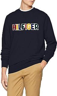 TOMMY HILFIGER Men's Colourful Logo Jumper