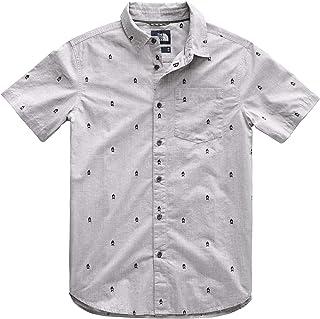 Men's Short Sleeve Baytrail Jaquard Shirt
