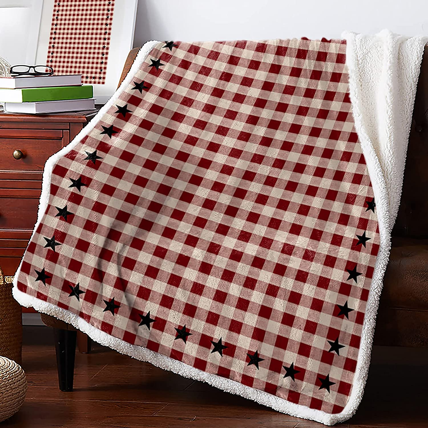 MUSEDAY Sherpa Fleece Throw Blanket Max 53% OFF Fuzzy F Direct stock discount Flannel Soft