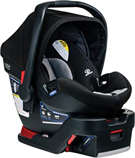 Britax B-Safe 35 Infant Car Seat, Dual Comfort Grey - Moisture Wicking & Cooling Fabric - 1 Layer Impact Protection - Latc...