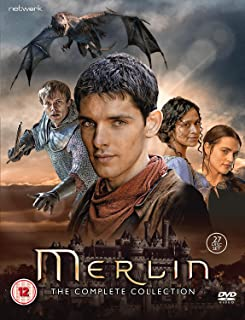 Merlin: The Complete Collection