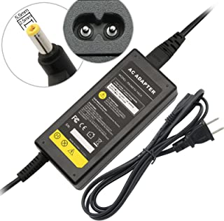 Laptop/Notebook AC Adapter/Battery Charger Power Supply Cord for Toshiba Satellite 1005-S157 L45-S4687 M35X-S149 M35X-S111 M115-S1061 M35X-S114 M35X-S161 M35X-S109 M35X-S349 M45-S165X A80 A85-S1072 L15 L15-S104 M55-S139 M55-S1001 Tecra L2