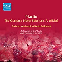 The Grandma Moses Suite (arr. A. Wilder): III. Anna Mary