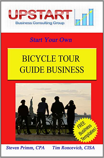 Bicycle Tour Guide Business (English Edition)